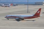 わんだーさんが、中部国際空港で撮影した上海航空 737-86Nの航空フォト(写真)