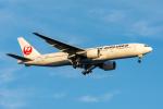 ぱん_くまさんが、羽田空港で撮影した日本航空 777-246/ERの航空フォト(写真)