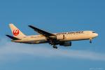 ぱん_くまさんが、羽田空港で撮影した日本航空 767-346/ERの航空フォト(写真)