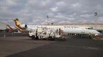 etu22390さんが、ジョモ・ケニヤッタ国際空港で撮影したウガンダ・エアラインズ CRJ-900の航空フォト(写真)