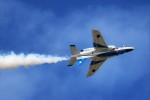 ばっきーさんが、小松空港で撮影した航空自衛隊 T-4の航空フォト(写真)