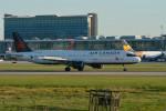 小弦さんが、バンクーバー国際空港で撮影したエア・カナダ A321-211の航空フォト(写真)
