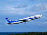 yutopさんが、鳥取空港で撮影した全日空 767-381/ERの航空フォト(写真)