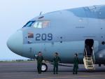yutopさんが、鳥取空港で撮影した航空自衛隊 C-2の航空フォト(写真)
