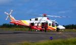 yutopさんが、鳥取空港で撮影した鳥取県消防防災航空隊 AW139の航空フォト(写真)