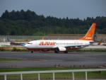 カップメーンさんが、成田国際空港で撮影したチェジュ航空 737-8LCの航空フォト(写真)