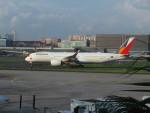 カップメーンさんが、ニノイ・アキノ国際空港で撮影したフィリピン航空 A350-941の航空フォト(飛行機 写真・画像)