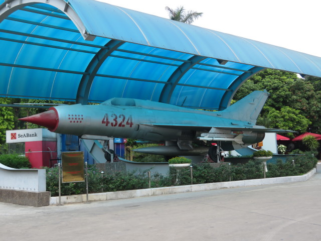 カップメーンさんが、ベトナム軍事歴史博物館(ハノイ)で撮影したベトナム人民空軍 MiG-21の航空フォト(飛行機 写真・画像)