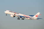 kuraykiさんが、羽田空港で撮影した日本航空 A350-941XWBの航空フォト(写真)