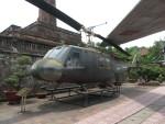 カップメーンさんが、ベトナム軍事歴史博物館(ハノイ)で撮影したアメリカ空軍 UH-1Hの航空フォト(写真)