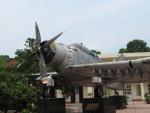 カップメーンさんが、ベトナム軍事歴史博物館(ハノイ)で撮影したアメリカ海軍 A-1E Skyraiderの航空フォト(飛行機 写真・画像)