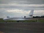 ヒコーキグモさんが、岡山空港で撮影したノエビア 680 Citation Sovereignの航空フォト(写真)