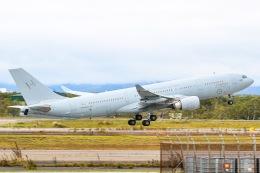 KAMIYA JASDFさんが、千歳基地で撮影したオーストラリア空軍 KC-30A(A330-203MRTT)の航空フォト(飛行機 写真・画像)