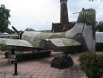 カップメーンさんが、ベトナム軍事歴史博物館(ハノイ) で撮影したアメリカ空軍 A-1 Skyraiderの航空フォト(飛行機 写真・画像)