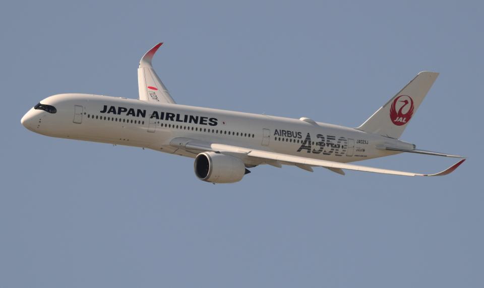 kenko.sさんの日本航空 Airbus A350-900 (JA02XJ) 航空フォト