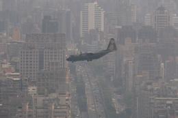 X8618さんが、台北松山空港で撮影した中華民国空軍 C-130 Herculesの航空フォト(飛行機 写真・画像)