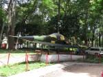 カップメーンさんが、統一会堂(ホーチミンシティ)で撮影した南ベトナム空軍 F-5の航空フォト(写真)