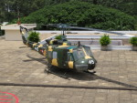 カップメーンさんが、統一会堂(ホーチミンシティ)で撮影した南ベトナム空軍 UH-1 Iroquois / Hueyの航空フォト(写真)