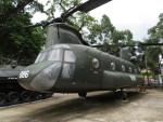 カップメーンさんが、戦争証跡博物館(ホーチミンシティ)で撮影したアメリカ陸軍 CH-47 Chinookの航空フォト(写真)