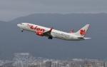 asuto_fさんが、福岡空港で撮影したタイ・ライオン・エア 737-8GPの航空フォト(写真)