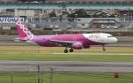 asuto_fさんが、福岡空港で撮影したピーチ A320-214の航空フォト(写真)