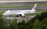 asuto_fさんが、福岡空港で撮影した日本航空 A350-941XWBの航空フォト(写真)