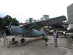 カップメーンさんが、ベトナム戦争証跡博物館(ホーチミンシティ)で撮影したアメリカ空軍 A185E Skywagonの航空フォト(飛行機 写真・画像)