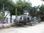 カップメーンさんが、ベトナム戦争証跡博物館(ホーチミンシティ)で撮影したアメリカ陸軍 UH-1Hの航空フォト(写真)