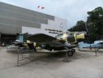 カップメーンさんが、ベトナム戦争証跡博物館(ホーチミンシティ)で撮影したアメリカ陸軍 A-1 Skyraiderの航空フォト(飛行機 写真・画像)