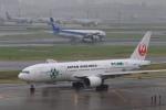 Hiro-hiroさんが、羽田空港で撮影した日本航空 777-246の航空フォト(写真)