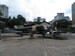 カップメーンさんが、ベトナム戦争証跡博物館(ホーチミンシティ)で撮影したアメリカ空軍 F-5A Freedom Fighterの航空フォト(写真)