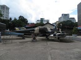 カップメーンさんが、ベトナム戦争証跡博物館(ホーチミンシティ)で撮影したアメリカ空軍 F-5A Freedom Fighterの航空フォト(飛行機 写真・画像)