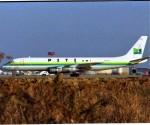 エルさんが、成田国際空港で撮影したパラオ・インターナショナル・トレーダーズ DC-8-55CF Jet Traderの航空フォト(写真)