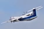 るかぬすさんが、小松空港で撮影したANAウイングス DHC-8-402Q Dash 8の航空フォト(写真)