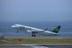 さんたまるたさんが、中部国際空港で撮影した春秋航空 A320-214の航空フォト(写真)
