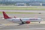 安芸あすかさんが、金浦国際空港で撮影したイースター航空 737-9GP/ERの航空フォト(写真)