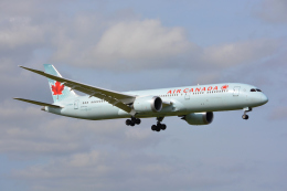 SKY☆101さんが、成田国際空港で撮影したエア・カナダ 787-9の航空フォト(飛行機 写真・画像)