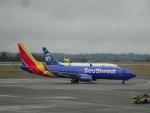 worldstar777さんが、シアトル タコマ国際空港で撮影したサウスウェスト航空 737-8H4の航空フォト(写真)