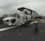 VICTER8929さんが、横浜海上防災基地で撮影した海上自衛隊 SH-60Kの航空フォト(写真)