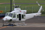 korosukeさんが、南紀白浜空港で撮影したユーロテックジャパン 412EPの航空フォト(写真)