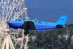 korosukeさんが、南紀白浜空港で撮影した日本法人所有 A36 Bonanza 36の航空フォト(写真)