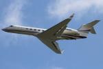 B14A3062Kさんが、関西国際空港で撮影したウィルミントン・トラスト・カンパニー G-Vの航空フォト(写真)