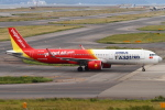B14A3062Kさんが、関西国際空港で撮影したベトジェットエア A321-271Nの航空フォト(写真)