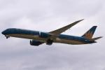 B14A3062Kさんが、関西国際空港で撮影したベトナム航空 787-9の航空フォト(写真)
