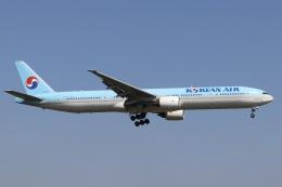 ドガースさんが、成田国際空港で撮影した大韓航空 777-3B5の航空フォト(写真)