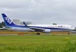 あしゅーさんが、成田国際空港で撮影した全日空 767-381/ERの航空フォト(飛行機 写真・画像)