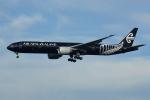 sepia2016さんが、成田国際空港で撮影したニュージーランド航空 777-319/ERの航空フォト(写真)