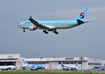 mojioさんが、成田国際空港で撮影した大韓航空 A330-322の航空フォト(飛行機 写真・画像)