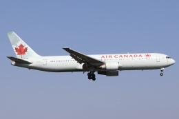 ドガースさんが、成田国際空港で撮影したエア・カナダ 767-375/ERの航空フォト(飛行機 写真・画像)