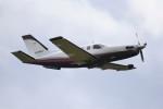 kumagorouさんが、瀬峰飛行場で撮影した日本個人所有 TBM-700の航空フォト(飛行機 写真・画像)